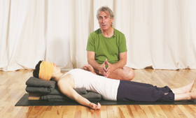 Pranayama Course with Richard Rosen